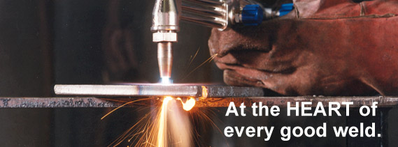 Murex - At the HEART of every good weld.